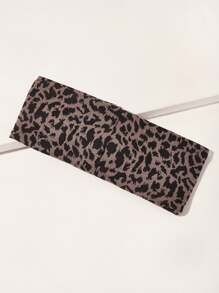 Leopard Graphic Headband