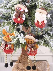1pc Cute Christmas Hanging Ornament