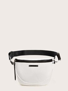 Zip Up Fanny Pack