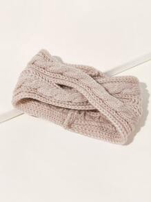 Solid Knit Headband