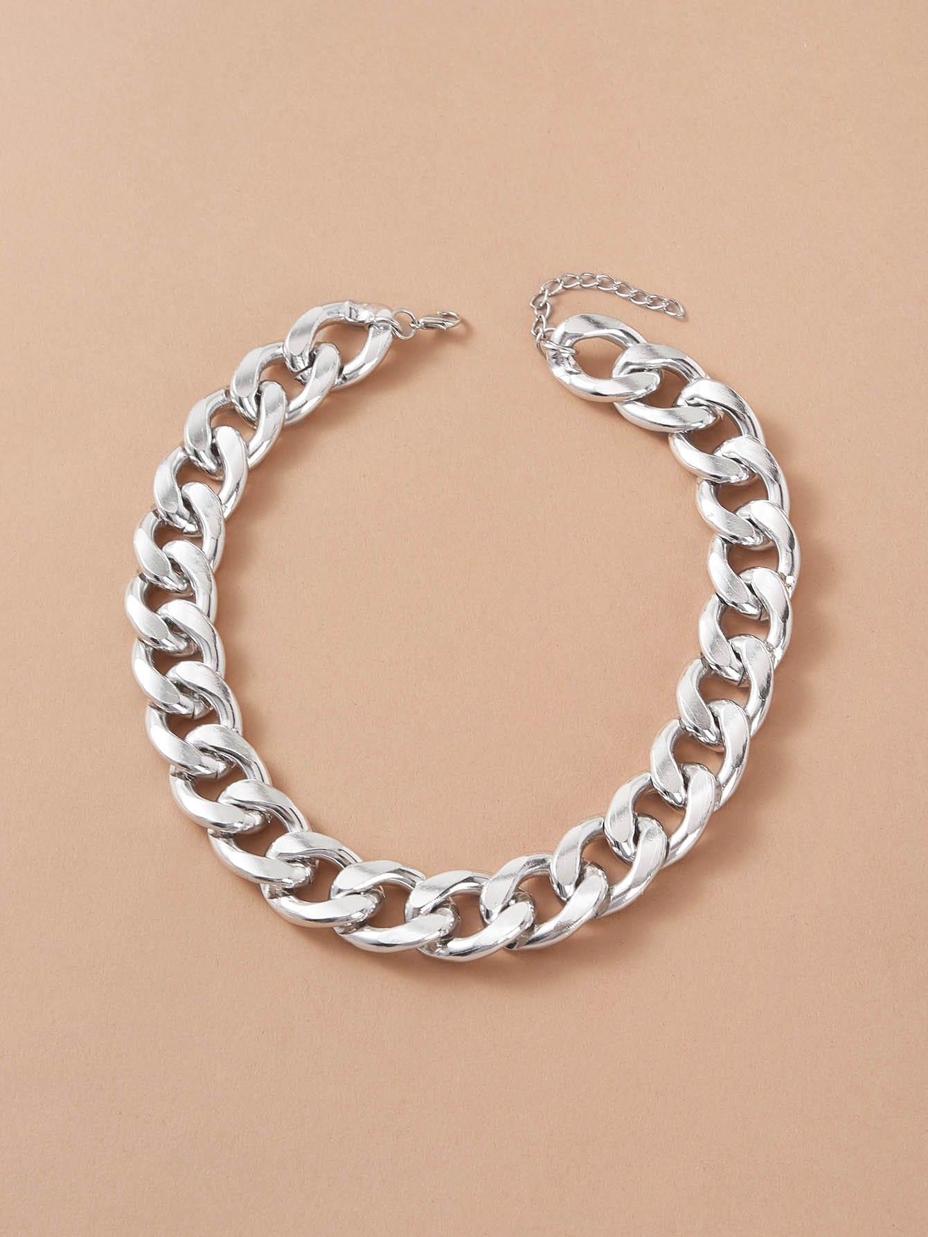 Цепное ожерелье 1штswneck03191028763