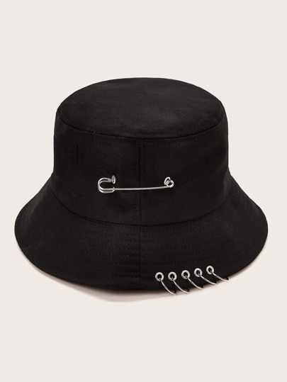 Ring Decor Bucket Hat