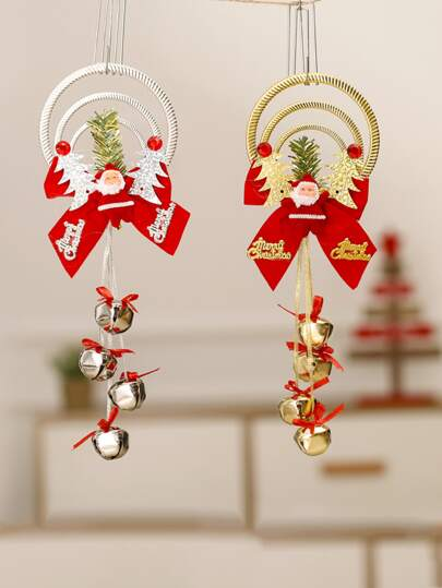 1pc Christmas Bell Ornament