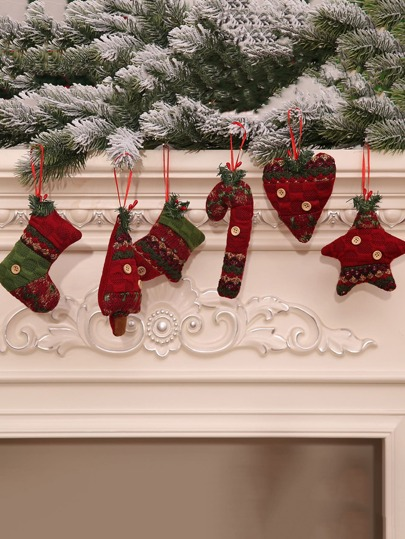 1pc Christmas Hanging Decoration
