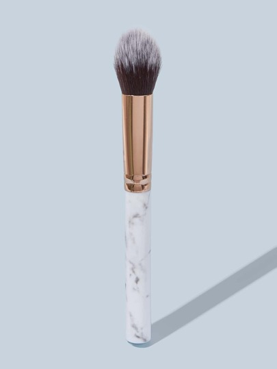Marble Handle Duo-fiber Makeup Brush