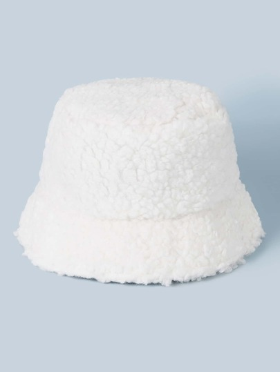 Lamb Cashmere Bucket Hat