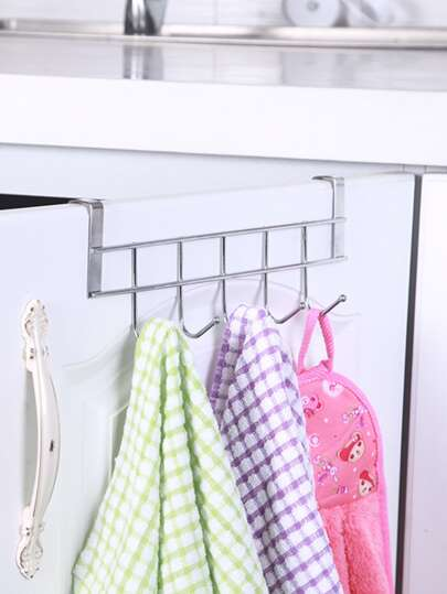 Multi-function Cabinet Hanging Row Hook