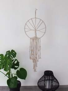 Woven Dream Catcher Wall Hanging Decor