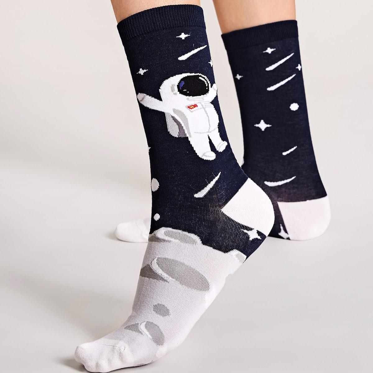 1 пара носков космонавта