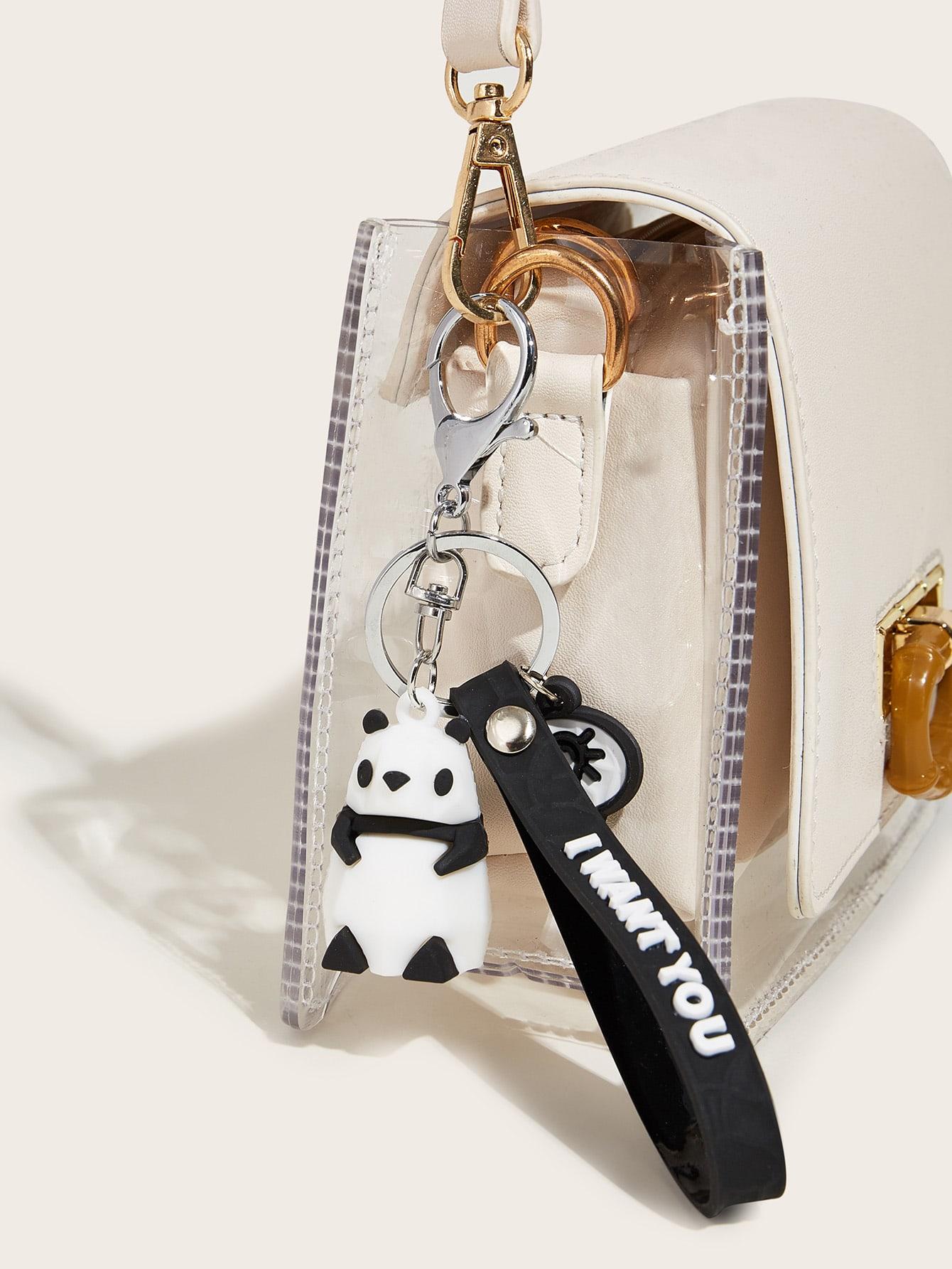 Аксессуары для сумкис подвеской пандыswbag03191129316