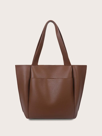 Minimalist Winged Tote Bag