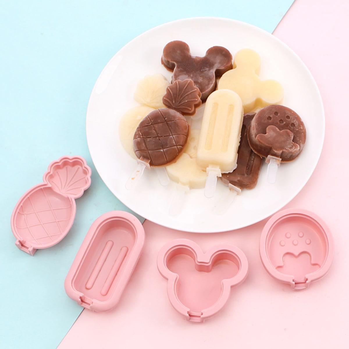 Модель для мороженого случайного цвета 1шт
