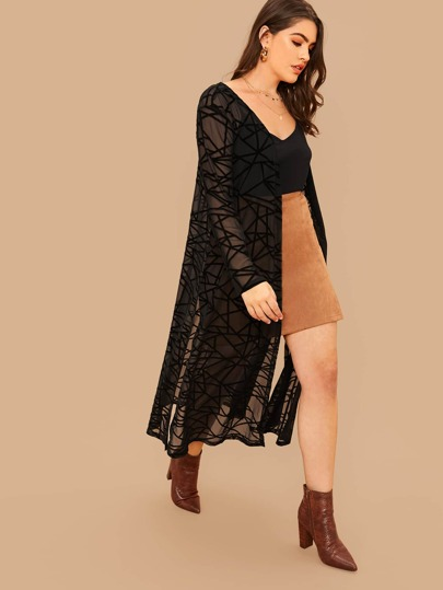 Kimonos Große Größen   Damen Fashion in Große Größen ...