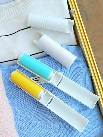 1pc Portable Folding Lint Roller
