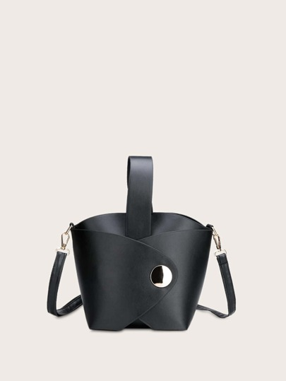 Minimalist Bucket Bag