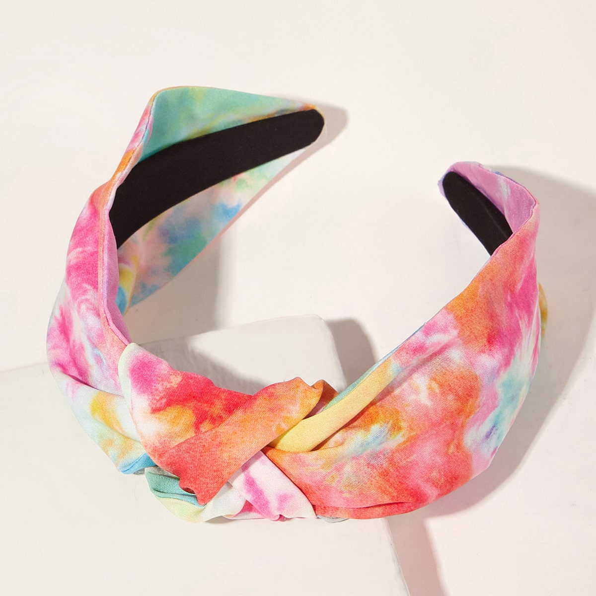 Tie Dye Cross Knot Haarband