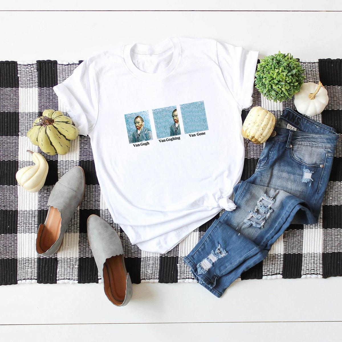 Große Größen – T-Shirt mit Grafik Muster und kurzen Ärmeln