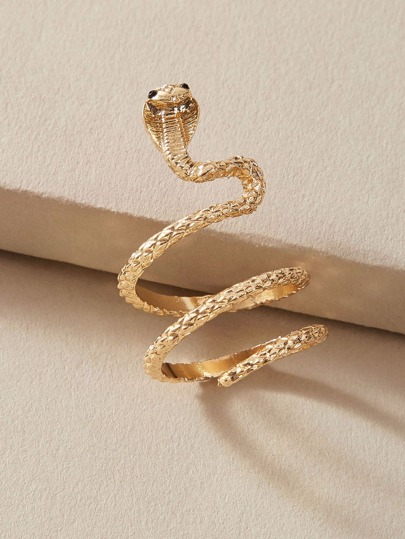 1pc Snake Shaped Ring