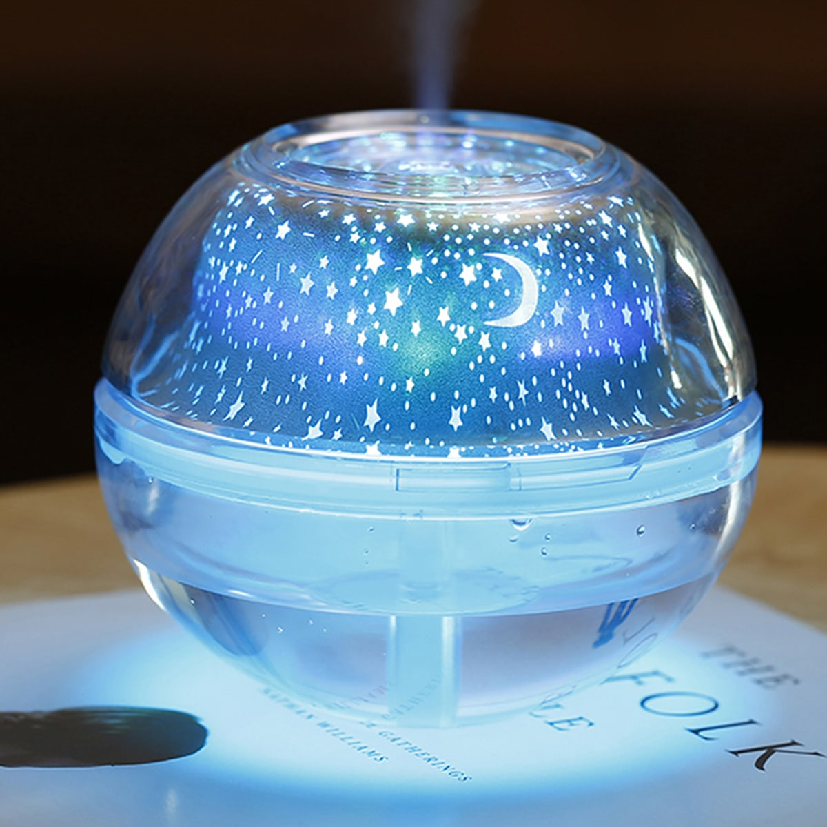 1pc Star Projector Light Humidifier