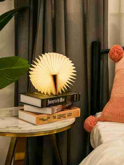 Book Shaped Night Lamp