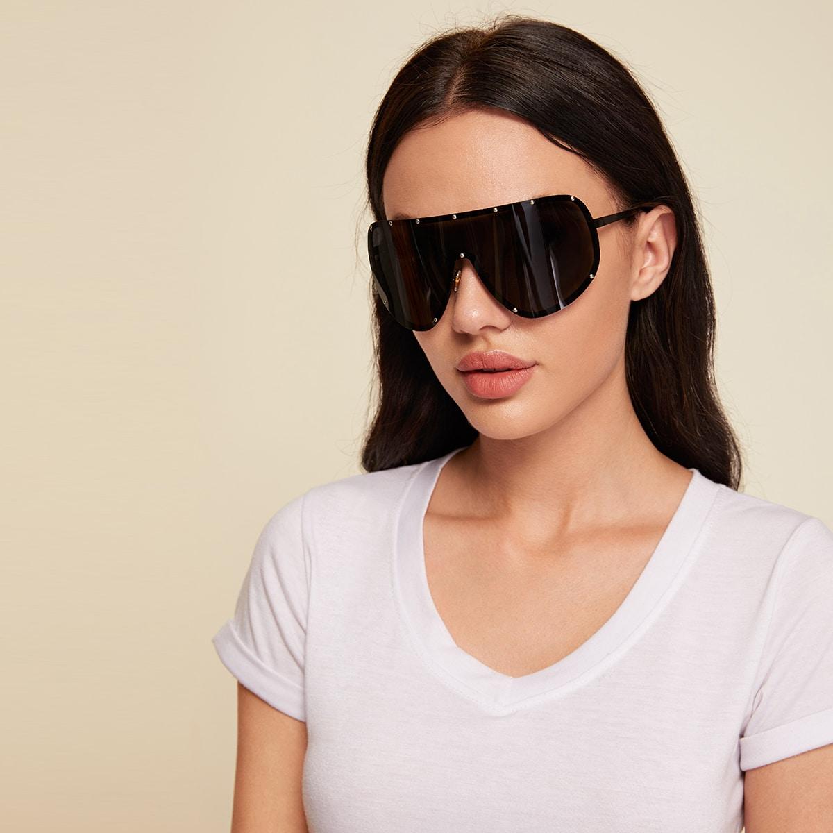 Occhiali da Sole Borchiati