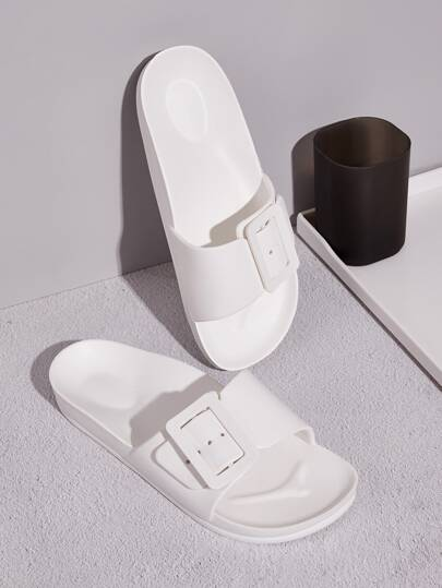 Buckle Strap Wide Fit Sliders