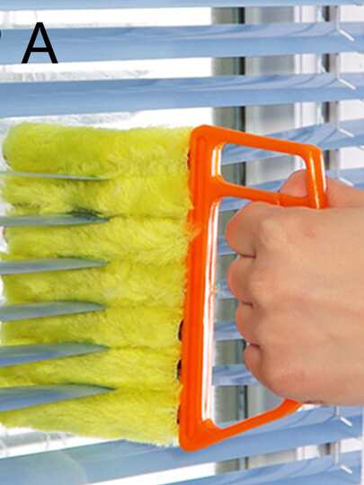1pc Venetian Blind Cleaning Brush