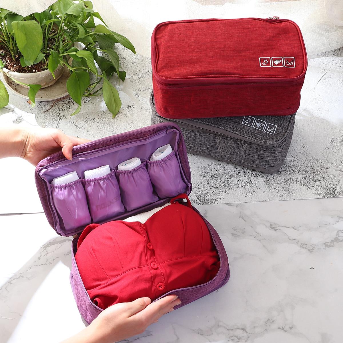 1 pezzo borsa di stoccaggio da viaggio multifunzionale