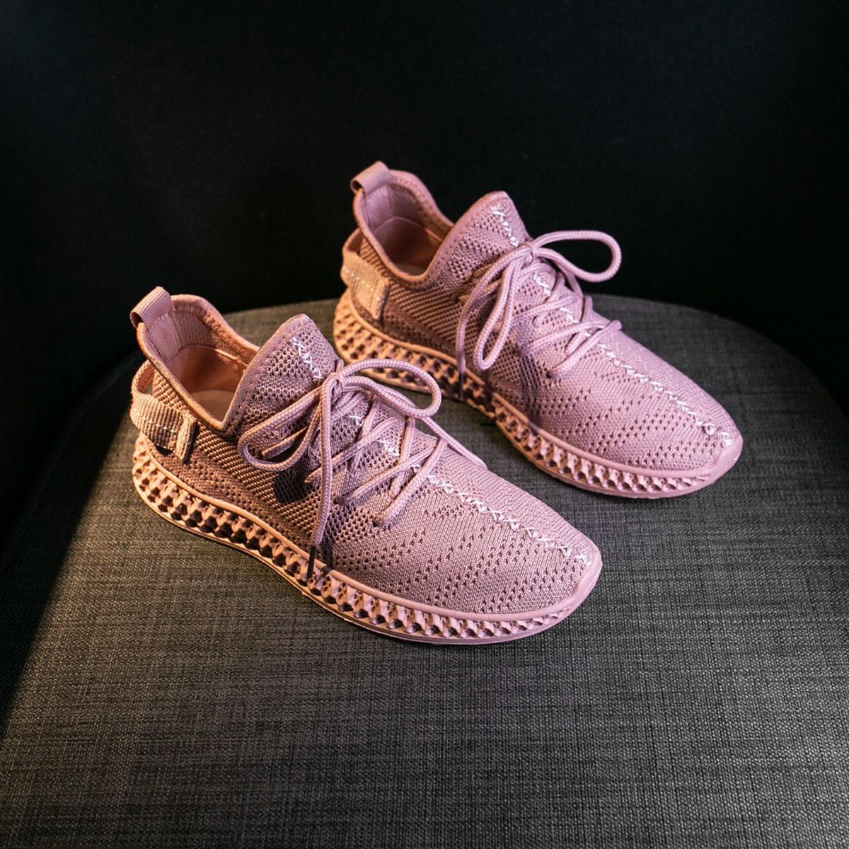 Полукеды на шнурках