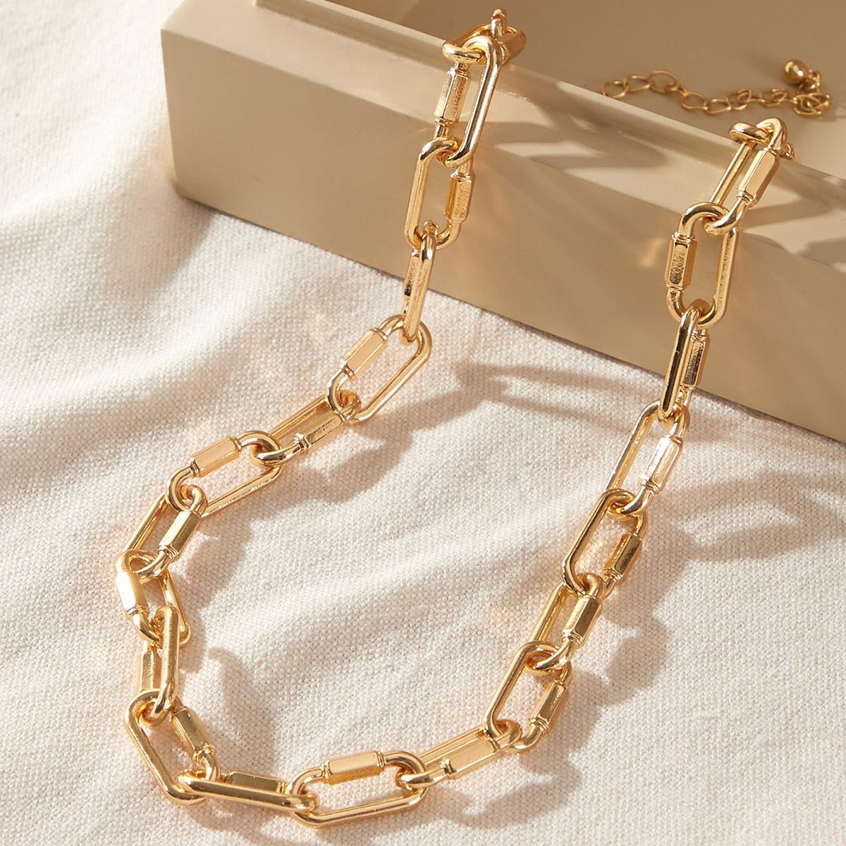 Цепное ожерелье 1шт