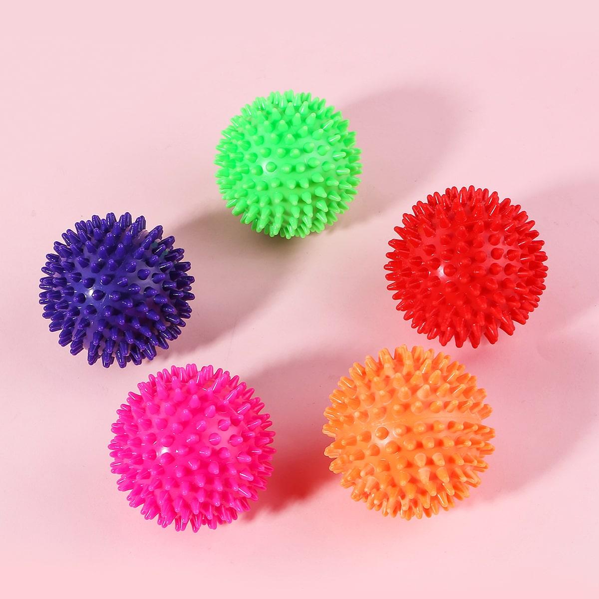 1 pièce Boule de massage de couleur aléatoire