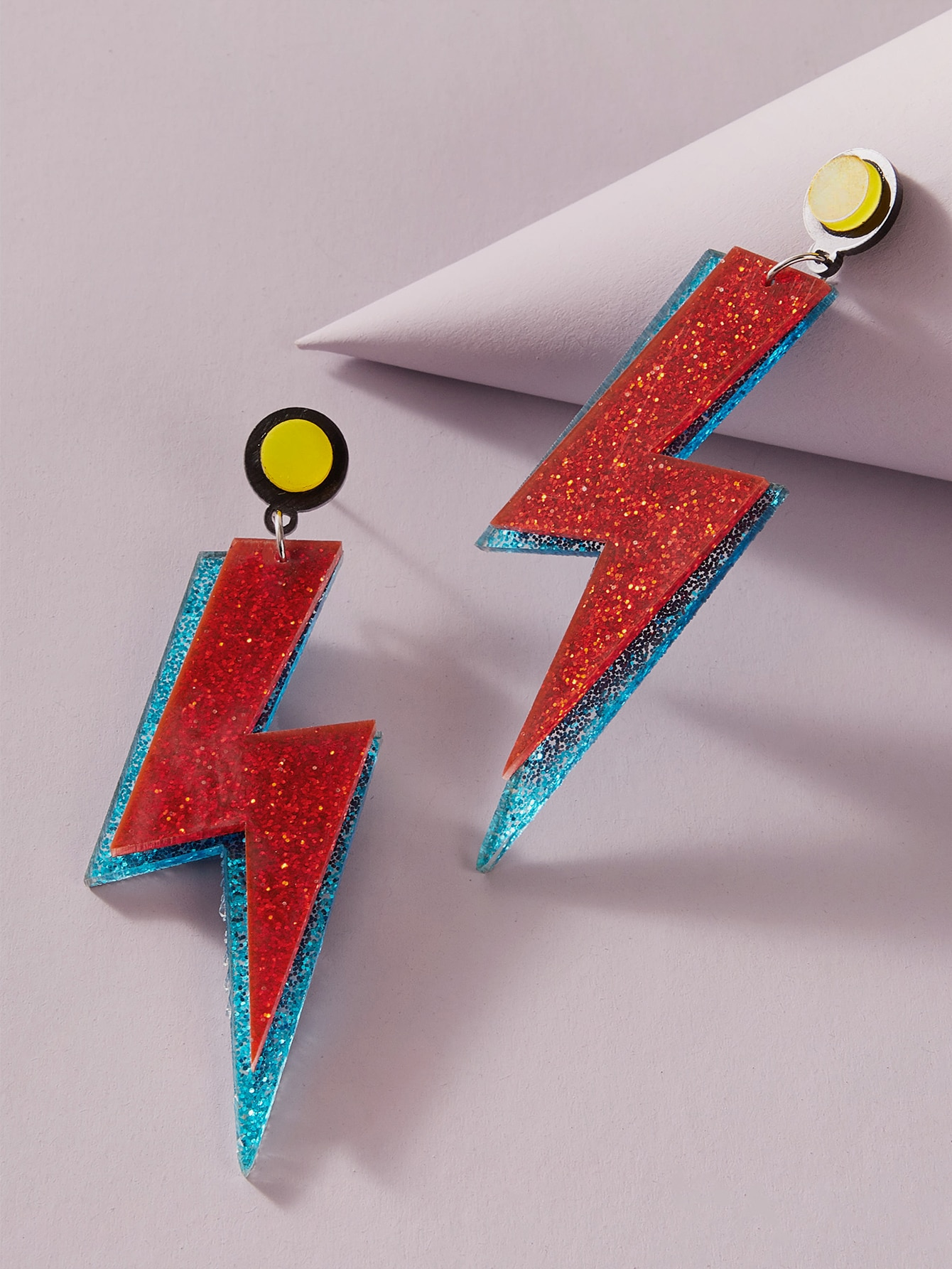 Lightning Drop Earrings thumbnail