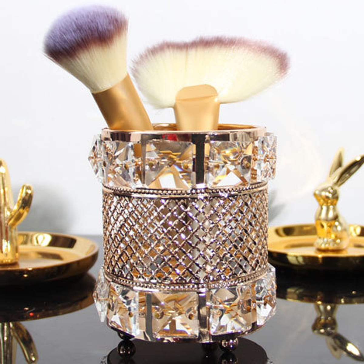 Vielfarbig Make-up Tools