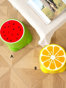 1pc kids fruit design bench