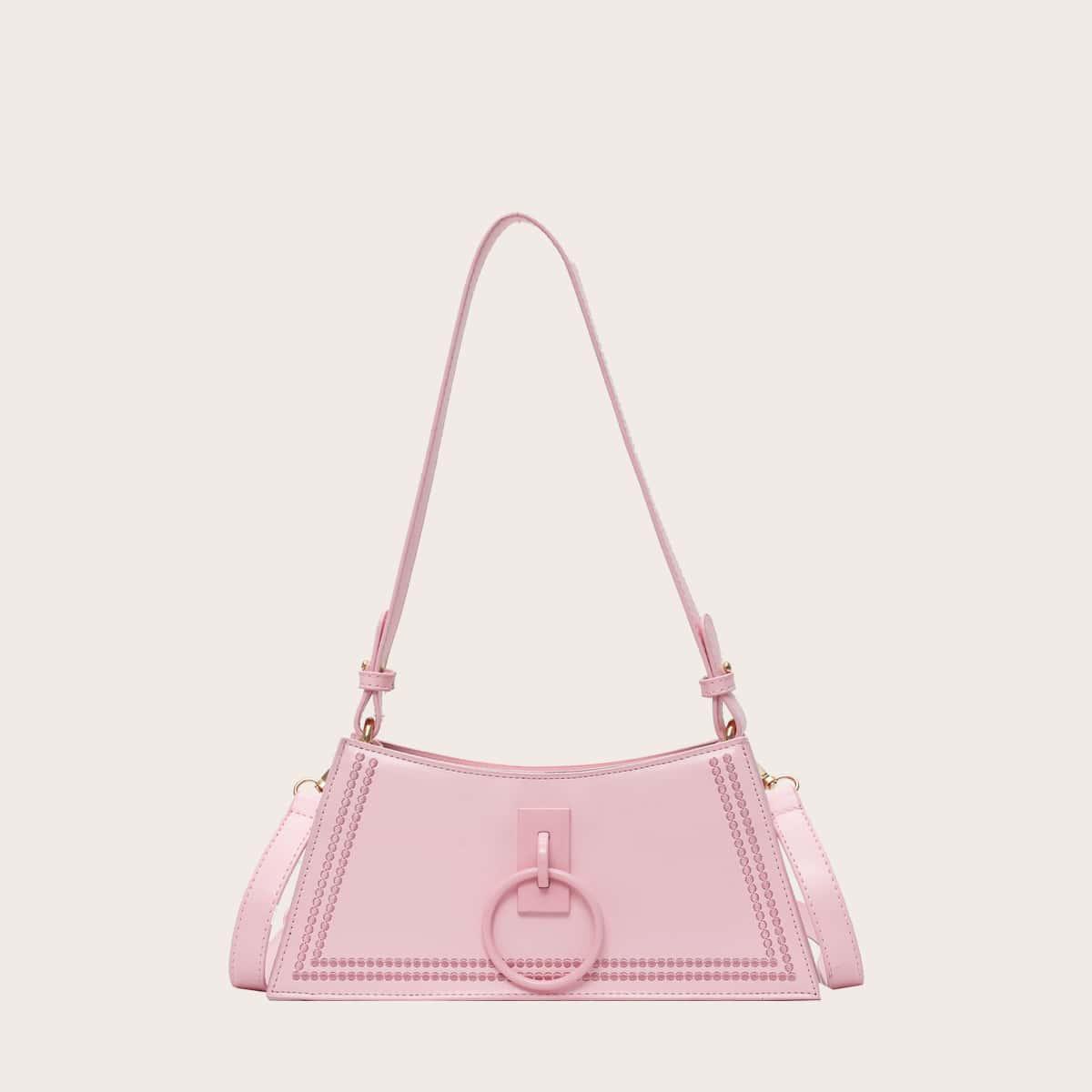 Модная сумка-багет
