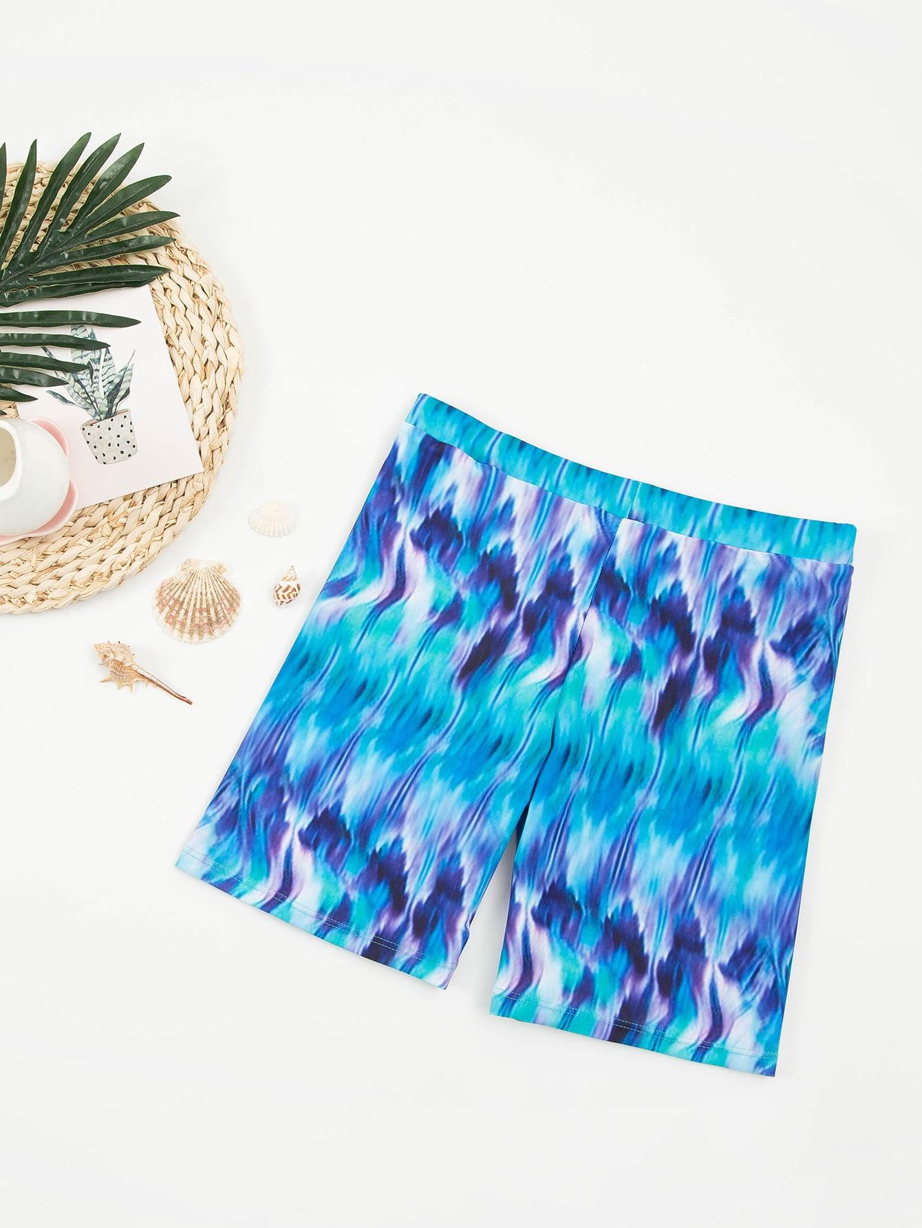 Разноцветные плавки для мальчиковskswim03200507564