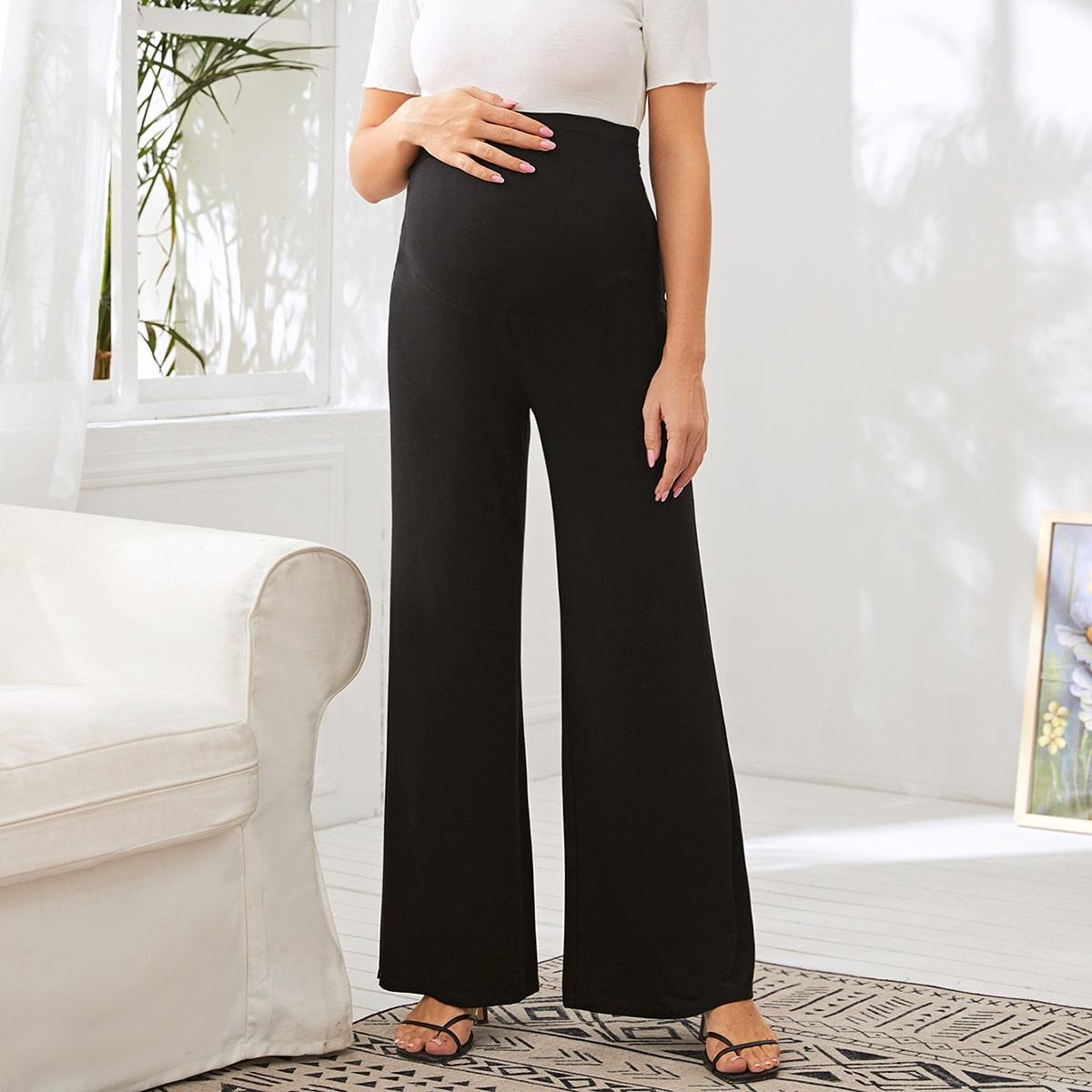 Широкие брюки для беременных