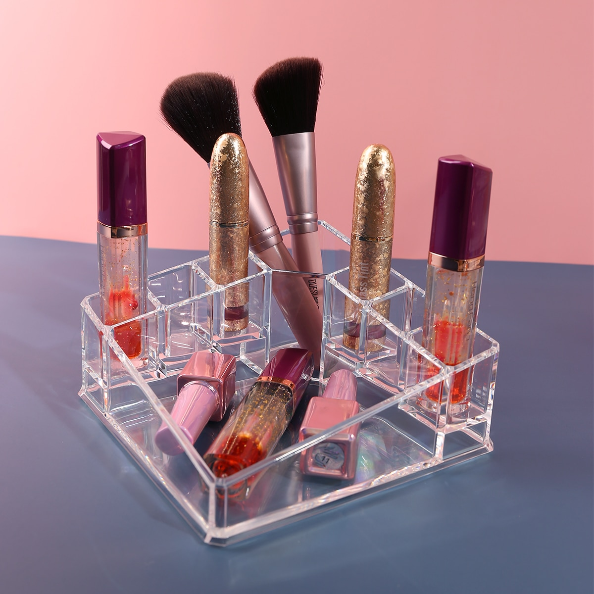 Clear Cosmetic Storage Box