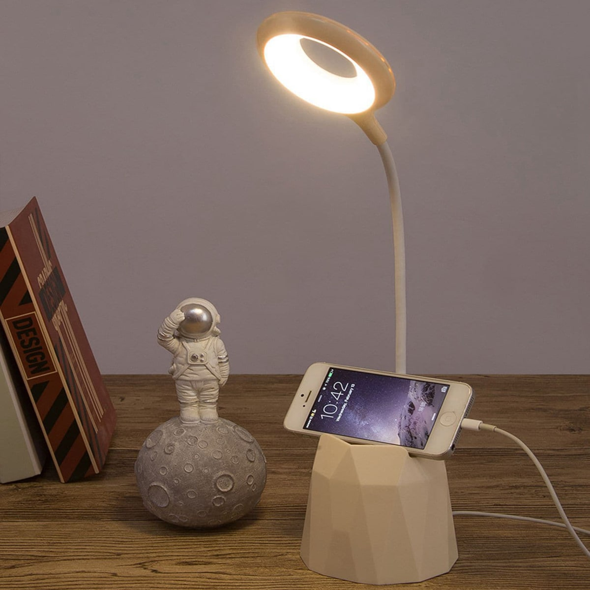 Multifunktions-Schreibtischlampe