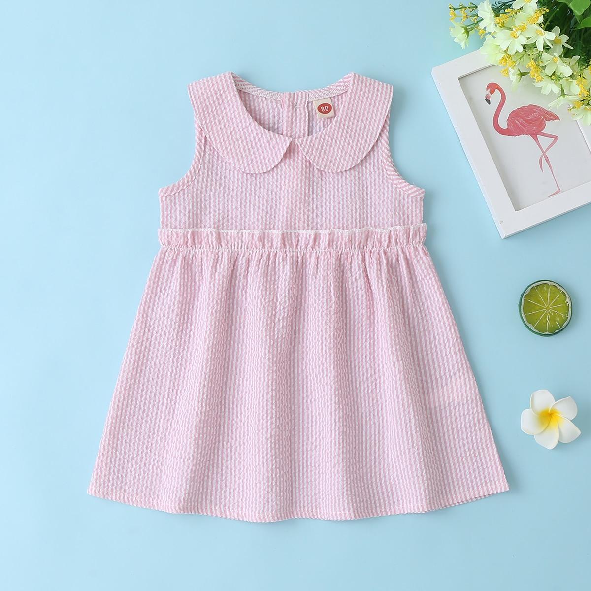 Оригинальное платье для девочек от SHEIN