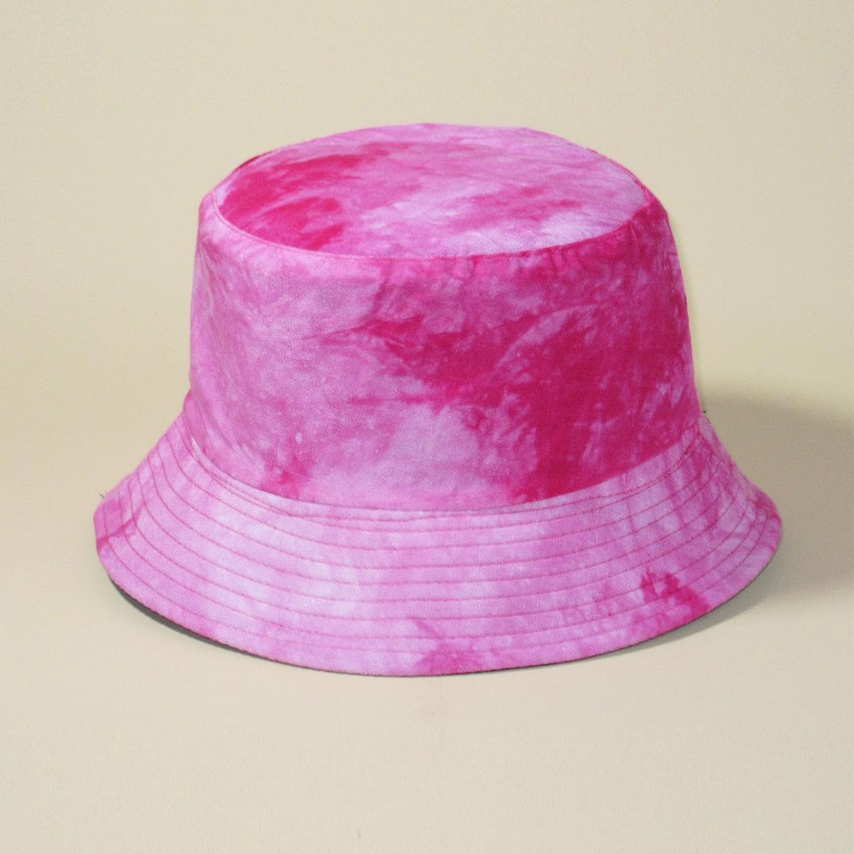 Разноцветная шляпа
