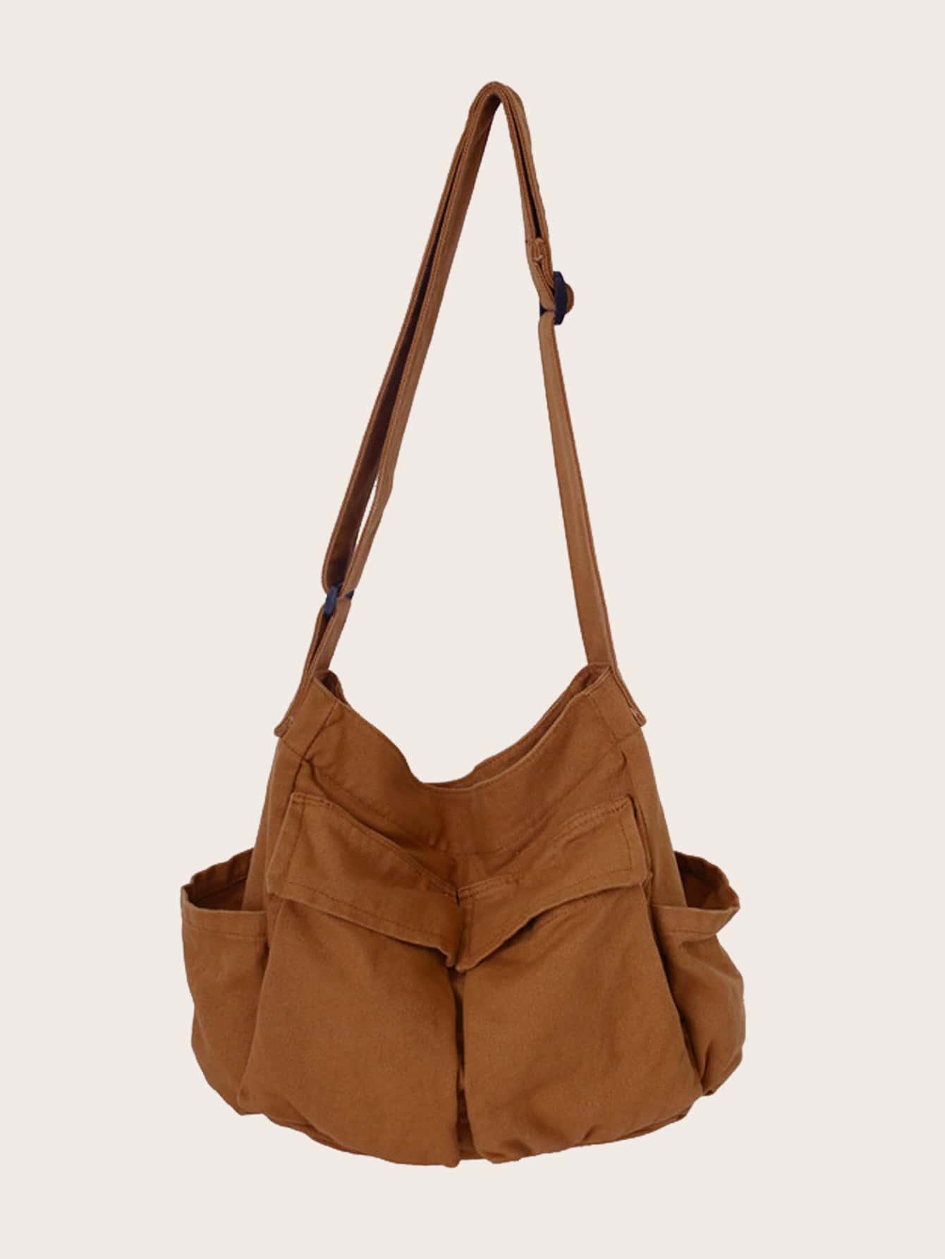 Minimalist Large Capacity Crossbody Bag thumbnail