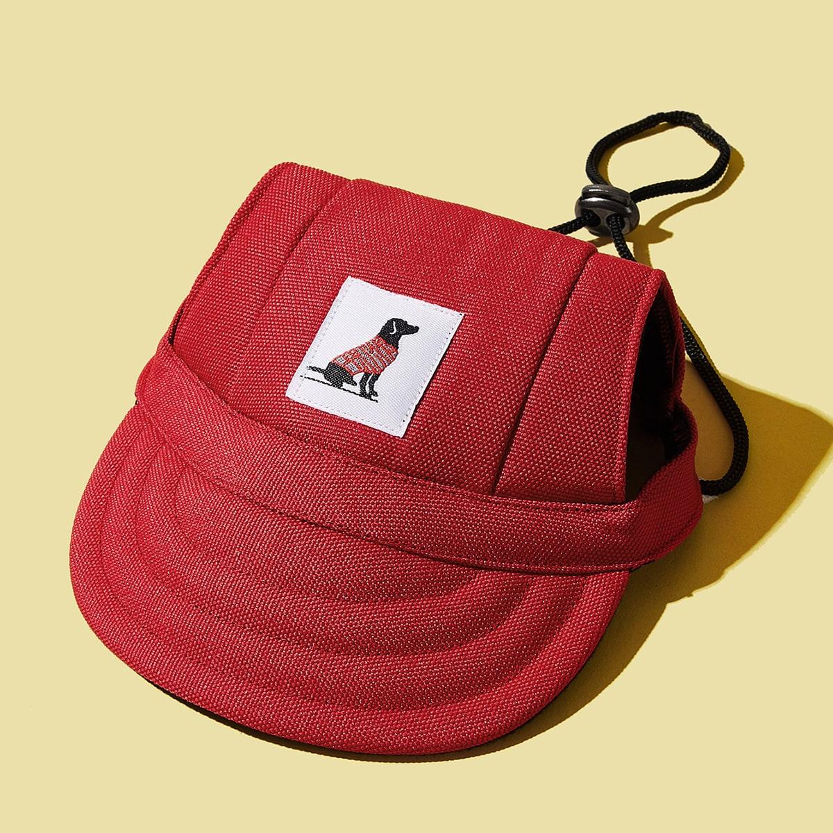 1 Stück Hund Baseball Kappe