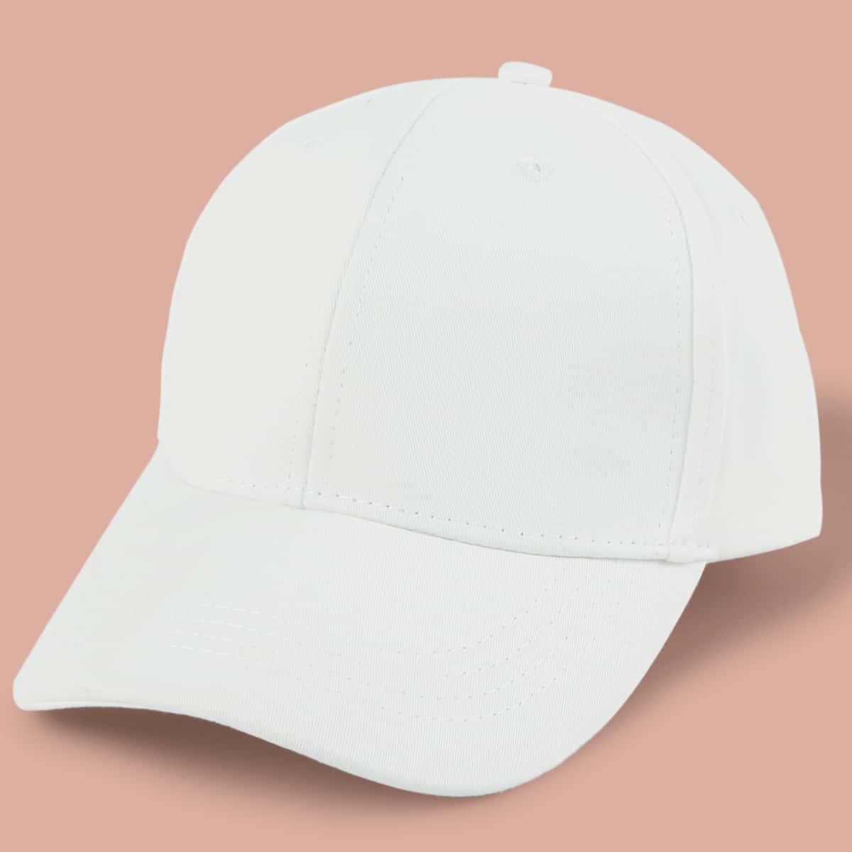 Männer einfarbiger Baseball Hut