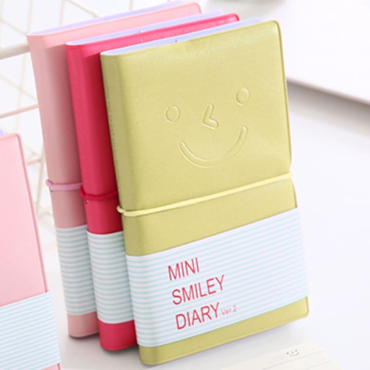 1pack PU Cover Random Notebook