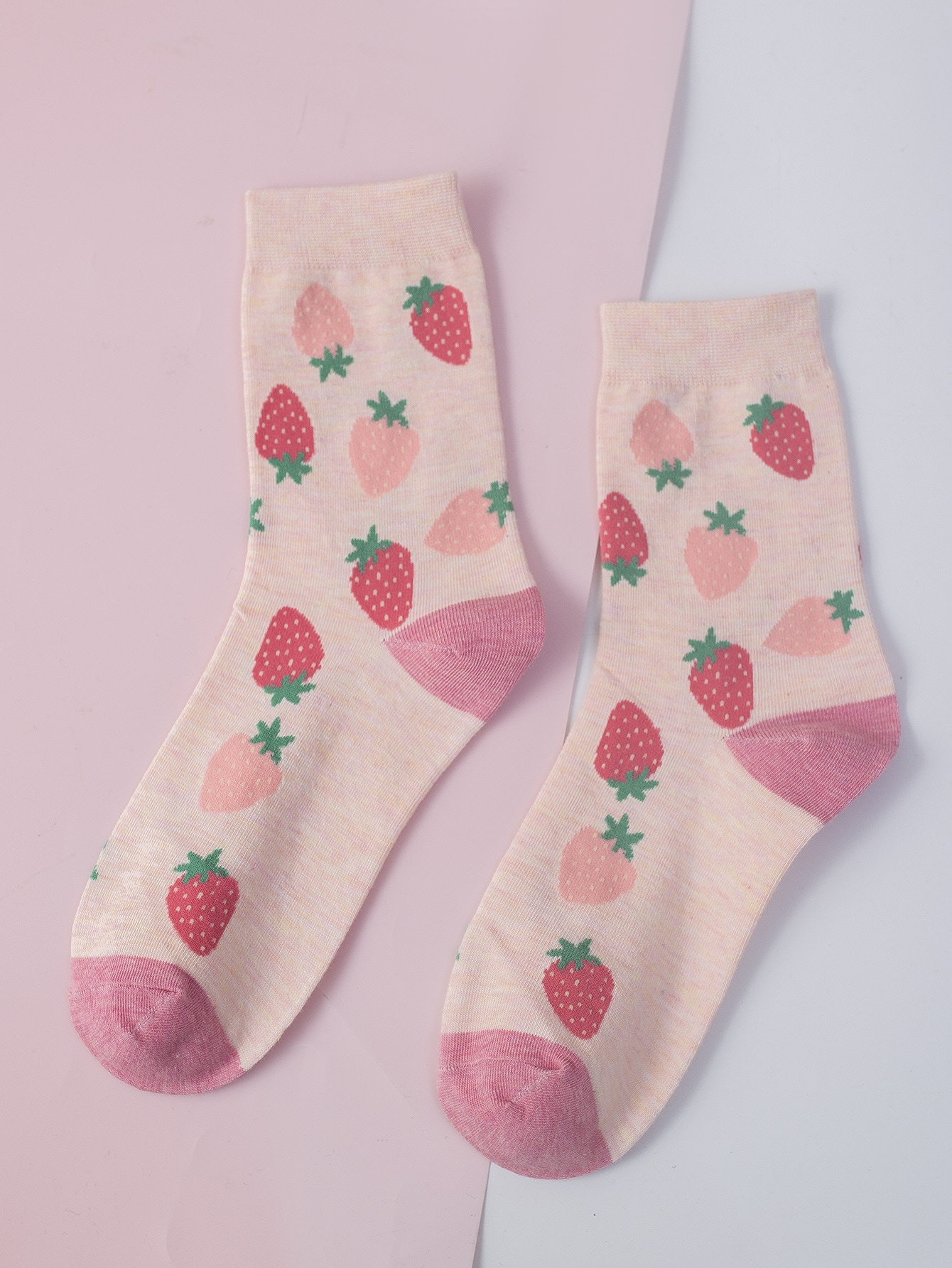 Fruit Pattern Socks thumbnail