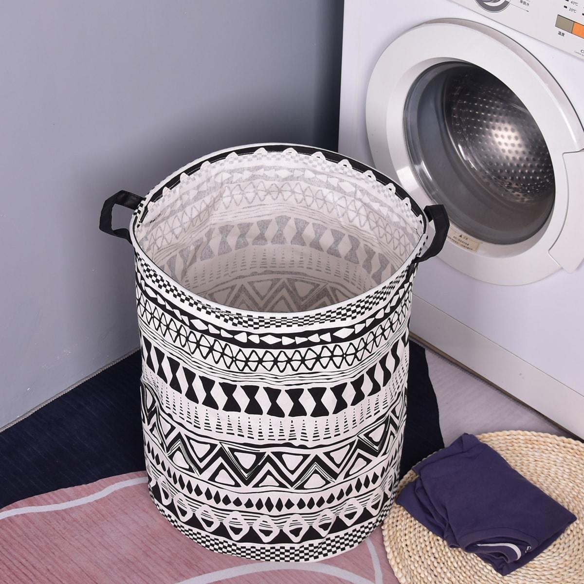 1шт складная стиральная корзина для хранения