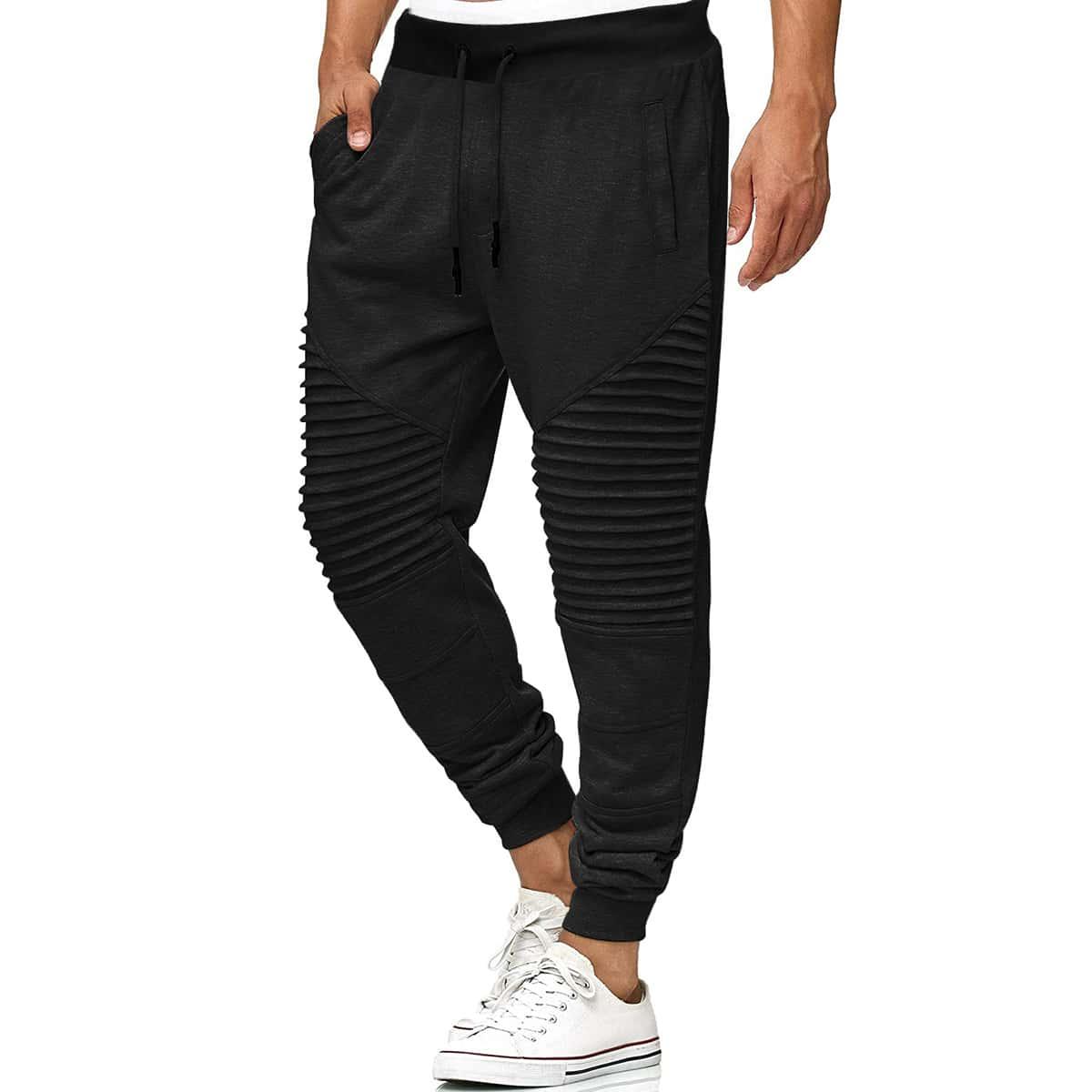 Мужские брюки с карманом