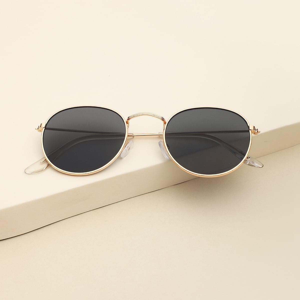 Круглые солнечные очки