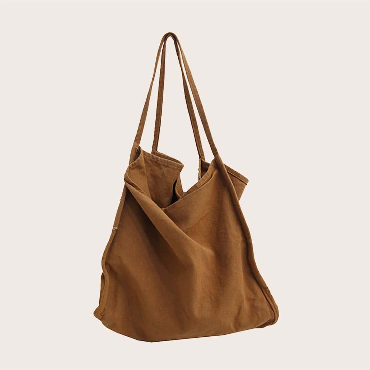 Minimalistische Einkaufstasche